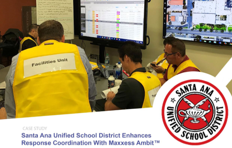 News Santa Ana Unified School District chooses Maxxess Ambit